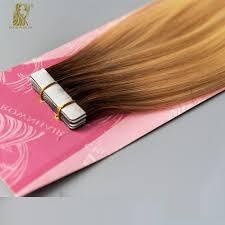 china seamless tape hair manufacturers