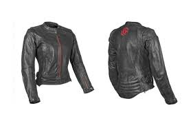 sd and strength s black widow women s leather motorcycle jacket