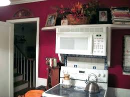 above counter microwave over the counter microwave inspirational standard countertop microwave dimensions