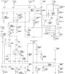 1988 honda accord wiring diagram and
