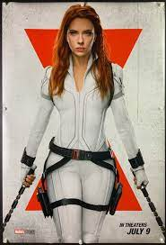 Black Widow - 2021 - Original Movie Poster - Art of the Movies