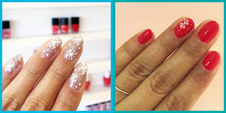 10 snowflake nails and design ideas to