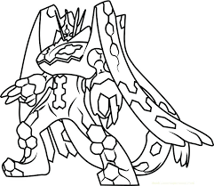 Legendary Coloring Pages For Kids Characters Download By Legendary