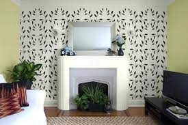 wall stencil ideas for living room wall dazzling design inspiration decorative wall stencils also enjoyable decoration wall stencil
