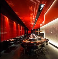 Sushi Restaurant Interior Design Ideas Zen Sushi Restaurant Carlo Berarducci Architecture Archello