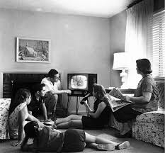 black family watching tv. file:family watching television 1958.jpg black family tv 0