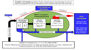 Biblical Covenants Chart Biblical Covenants Baptist Perspective Truth In Grace