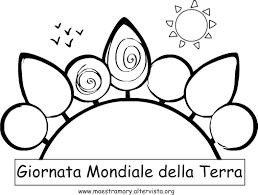 Disegni Maestra Mary Con Disegni Di Paesaggi Colorati Per Bambini E