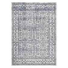 jerez oriental rug white 230x160cm