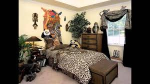 Safari Decor For Living Room Awesome Animal Print Living Room Ideas Youtube