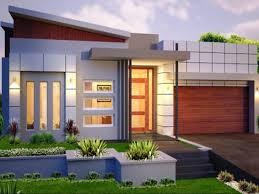 modern house plan single story plans designs home floor on simple
