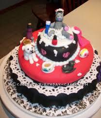 Birthday Cakes Coolest Retirement Bubble Bath Cake Ideas For