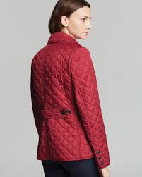 Burberry Brit Copford Quilted Jacket in Gray | Lyst & Gallery. Previously sold at: Bloomingdale's · Women's Burberry Brit Copford  Women's Quilted Jackets Adamdwight.com
