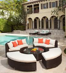 circular furniture. patio tables on heater and amazing circular furniture d