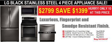 4 Piece Kitchen Appliance Set Name Brand Discount Kitchen Appliances Washers Dryers More