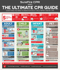 Cpr Chart 2016 Infographic Learn How To Perform Cpr With This Ultimate