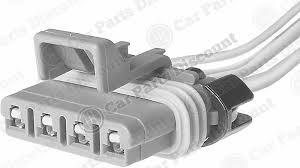 chevrolet malibu acdelco engine wiring harness connector oem pt1231  at 2003 Chevy Malibu High Brek Wire Harness