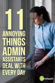 17 best ideas about administrative assistant work administrative assistants work in every industry and their jobs are extremely demanding here are
