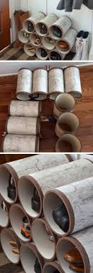 How To Make A Shoe Rack Best 25 Diy Shoe Storage Ideas On Pinterest Diy Shoe Rack Shoe