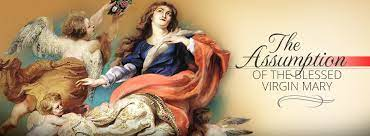 The Assumption of the Blessed Virgin Mary   EWTN