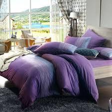 blue damask bedding sets twilight purple and dark green ocean waves stripe print girls bedroom full