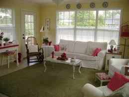 Image Plants Ideas Largesize Cool Yellow Sunroom Decorating Ideas With Cozy Large Rug And Antique Rocking Shiboocom Futuristic Sunroom Decorating Ideas For Inspiring Open Home Plan