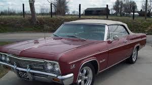 1966 Chevrolet Impala SS Convertible   W172   Indianapolis 2013