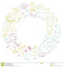 Elements Of Design For Kids Children Theatre Patterns Elements For Design On The