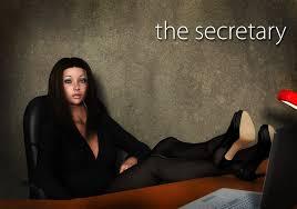 The Secretary By Rometheus