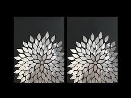 Diy Aluminum Foil Wall Art Decor By Madebyfate 45