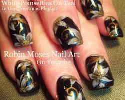 Poinsettia Nail Art Image collections - Nail Art and Nail Design Ideas