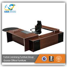 round office desks. modern u shaped executive wooden office furniture round desk ls32a desks o