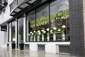 Modern Flower Shop Interior Design Modern Florist Mcqueens Love The Hanging Flowers And The