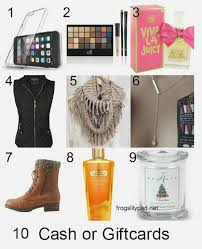 Christmas Gifts For Girl Teens Part  21 Pinterest Saturdays 6 Christmas Gifts For Teenage Girl