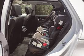 3 across car seat installation land rover discovery sport land