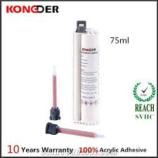 75ml solid surface adhesive for corian adhesive with