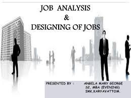 Job Analysis Project New