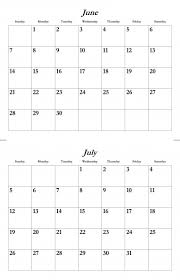 Calendars For June And July 2015 June July 2015 Calendar Template Free Stock Photo Public
