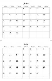 Calendar Planner Printable 2015 June July 2015 Calendar Template Free Stock Photo Public