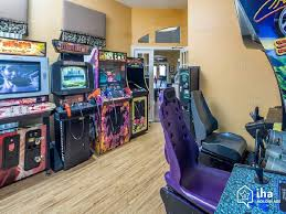 Home game room Gaming Setup Creating The Ultimate Home Game Room Moreno Valley Creating The Ultimate Home Game Room Moreno Valley