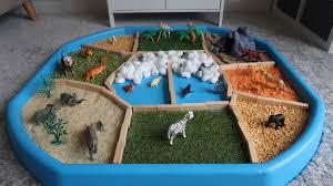 dear zoo sensory tuff spot dear zoo tuff tray dear zoo play activity