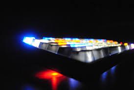 diy lighting effects. LED Keyboard With Custom Lights Diy Lighting Effects T