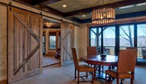 40 Ways To Use Interior Sliding Barn Doors In Your Home Unique Barn Interior Design