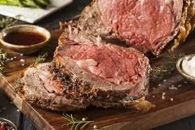 prime rib roast. Simple Prime And Prime Rib Roast F