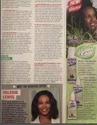 black hair magazine s skincare expert
