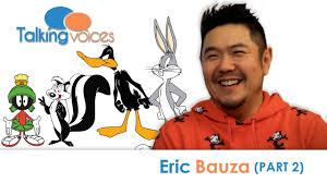 Eric Bauza | Talking Voices (Part 2) - YouTube