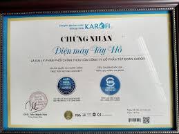 CHÍNH HÃNG] Máy lọc nước bán công nghiệp Karofi KB50