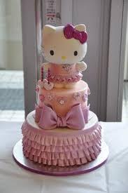 678 Awesome Hello Kitty Cakes Images Birthday Cakes Hello Kitty