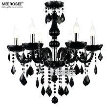 black glass chandelier small crystal chandeer lamp fixture black crystal ght candle glass chandeer ghting er item glass drop crystal chandelier black