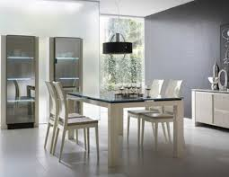 Dining Room Table With Storage Buffets Find This Pin And More On - Modern white dining room sets